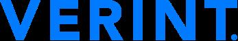 Verint fully colourised logo